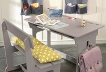 Playroom Art Tables, Display, Supplies, & Organization / by Leanne Inskeep