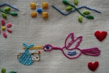 Embroidery | Cross-stitch / Ideas. Patterns. How-to.