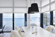 Beautiful window coverings