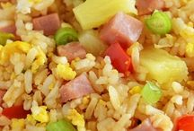 Rice Receipes