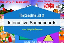 Interactive Soundboards