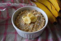 Porridge au Pt-déjeuner
