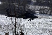 El helicóptero en la guerra de Kosovo (24 Mar - 10 Jun 1999)
