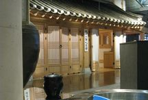 Korean Fast Casual / Restaurant design ideas / by J D'Zine