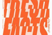 póster tipográfico