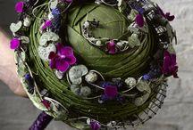 crazy wedding bouquets / Gekke bruidsboeketten, lekker anders en onderscheidend!