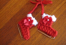 Christmas Crochet & Ideas / by Debbie McLeod