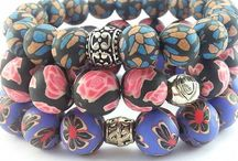 embroidery beads bracklets