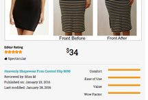 Heavenly Shapewear Before & After Reviews / Reviews on Heavenly Shapwear Products with Before & After Photos
