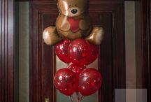 B-You-Nique Balloon Decor / B-You-Nique's balloon decor creations.