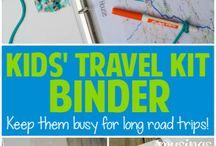 TRAVEL KIT BINDER