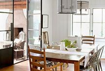 INTERIORS + FURNITURE / Inspiration and ideas for decorating every room in the house.