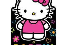 Maci's 5th Day Hello Kitty