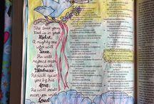 Bible Journaling - Zephaniah