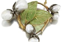 Art Nouveau Jewels
