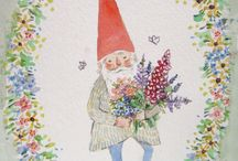 gnomes / by Penny Kerr
