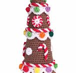Crochet  - Misc. FREE Patterns - Pt. 9 / by Rozalyn Boggs