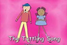 Tattle song