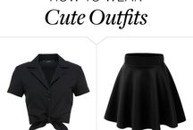 Bad girl outfits