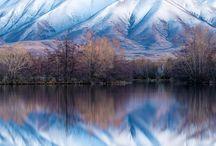winter scenes new zealand