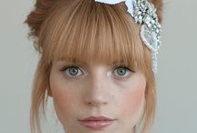 Bridal looks. / Hair,makeup and accessories