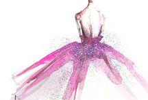 fashion illustrations inspiration