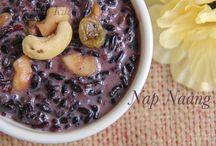Manipuri food / Manipuri local dishes