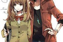 anime love/couple