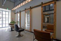 hairdresser saloon