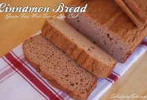 Škoricové chlieb