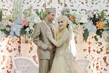 Wedding indor