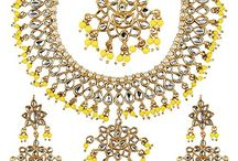 Kundan Polki Wedding Bollywood Jewelry
