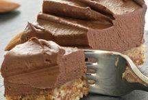 Raw desserts and treats