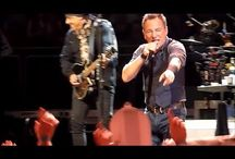 Bruce Springsteen  / A collection of video and photos of Bruce and his merry men