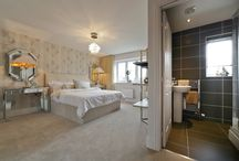 Bedroom Interiors / Inspiring bedrooms presented from our beautiful show homes.