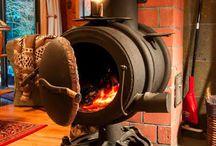 Unusual stoves