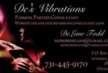 Passion Parties by DeLane / My home based business! delane.yourpassionconsultant.com FB:  Passion Parties by DeLane