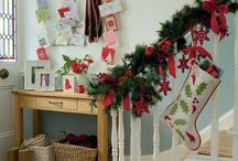 Furniture UK Loves Christmas / A collection festive ideas and interior design