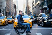 """Wheelchair Life / I've been in a wheelchair now for 5 years, and I want people to understand what I mean when I say, """"I've enjoyed my life and I wouldn't change anything."""" I know and I feel the same way when someone say's that this wheelchairs sucks and I wish I had the use of my legs."""