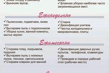 инфографика дом и порядок