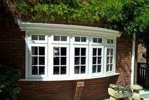 Swansea – Timber Lipped Casement Windows and Glazed Front Door / Lipped Casement Windows and Glazed Front Door