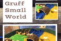 Small world ideas