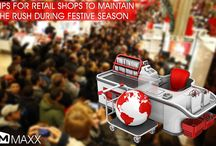 Tips for retail shops to maintain the rush during festive season / - Staff should attend the customer to help them - Keep Price tag for all the items with item name will reduce the number of customer queries....http://maxxerp.blogspot.in/2013/12/tips-for-retail-shops-to-maintain-rush.html