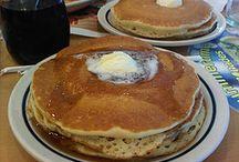 Harvest Grain Pancakes - IHOP
