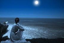 Sun, Moon & stars / by Madhavi Rathod