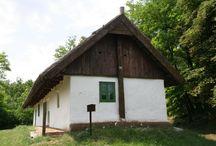 Kisalföldi népi építészet - tájházak