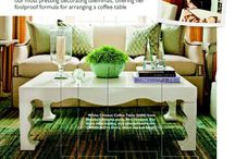 PatioRoomForTwo / Back room design ideas for entertaining guests sans a television  / by Maeghan Ryan