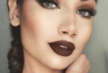 Make up bold