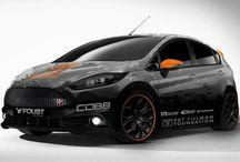 Auto's / Ford Fiesta