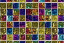 Texture mosaic / Texture seamless mosaic